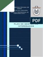 plan de gestion de interesados