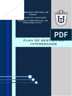 plan de gestion de interesados