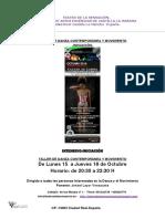 Teatro de La Sensacion Taller de Danza Contemporanea y Movimiento-0ctubre 018