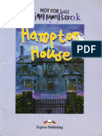 Hampton House Activity Book