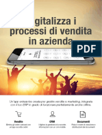 Come Digitalizzare  i processi di vendita in azienda