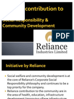 Reliance Ppt