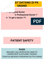 Kp 1.1.2.8 Patient Safety