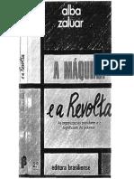 ZALUAR, Alba. A Máquina e a Revolta.pdf