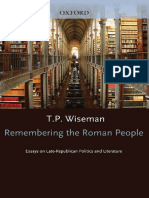 T. P. Wiseman Remembering the Roman People Essays on Late-Republican Politics and Literature.pdf