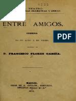 Entre Amigos Come d 18917 Flor