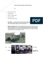 Components of UAV