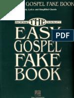 The Easy Gospel Fake Book (Hal Leonard)..pdf