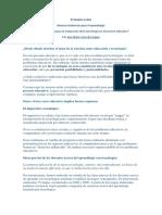 El Modelo Ceibal (Cap 5) Claves Para La Integración de La Tecnología en El Proceso Educativo