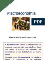 Aula Macroeconomia