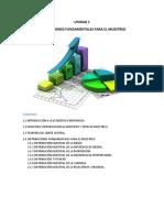 Unidad 1.-Distribuciones Fundamentales Para El Muestreo