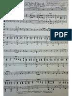 Carta de Presentacion Musico