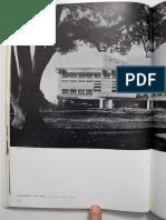 Kurashiki City Hall - Anuario Arquitectura Japonesa 1961-3