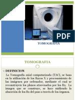 Clase Tomografía