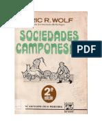 Henri Mendras - Sociedades Camponesas