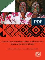 Consulta, territorios indios Manual de uso múltiple