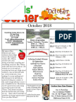 10. October 2018 Kids' Corner