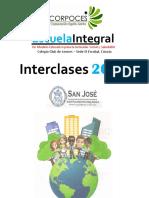 Corpoces Reporte Interclases - Copia