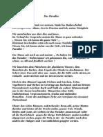Rudolf Permann Pfunds - Das Paradies