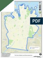 LGA Boundary Map