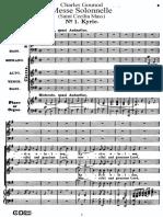 Gounod - Messe Solennelle - Vocal Score & Organ.pdf