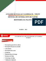 Analisis de Fallas Calderas B7451-3.ppt