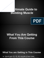 ultimate guide muscle