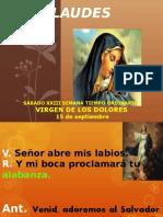 laudes nuestra sra de los dolores  Domingo +.pptx
