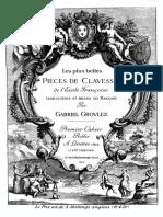 Jacques Champion de Chambonnieres - Pieces de Clavecin (book 1, 1918).pdf