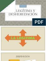 LA-LEGÍTIMA-Y-DESHEREDACIÓN.pptx
