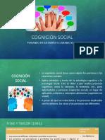 6° COGNICION SOCIAL