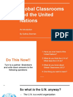global classrooms introductions 2 pdf