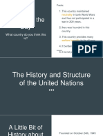 122078058-gk pdf | United Nations | International Politics