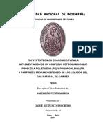 POLIPROPILENO APARTIR DE PROPANO.pdf