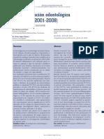 investigación odontológica en méxico