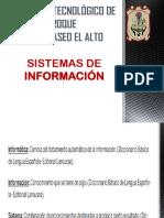 1 Sistemas de Informacion