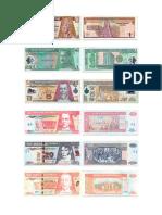 Billetes de Guatemala 2