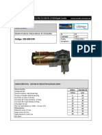 Motor Reductor Buehler 24Vdc 350-600-030