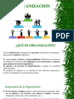 La Organización y Burocrácia