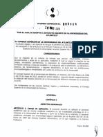 02 - Acuerdo Superior No. 000006 de 20 de Mayo de 2010 (Estatuto Docente de La Universidad Del Atlántico)