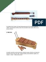 Todos Los Instrumentos
