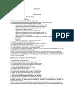 Anexos Para Plan Dde Directiva de Liquiradcion de Obra