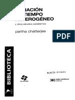 Chatterjee,  Partha La nación en tiempo heterogéneo y otros discursos subalternos..pdf