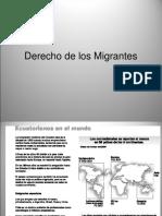 derecho de los migrantes