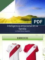 Inteligencia Emocional y Familia