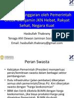 Presentasi Hasbullah Komitmen Anggaran Pemerintah thd Kesinambungan JKN.pdf