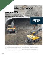 Obra Tuneles de Puruchuco