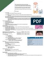 Thyroid  pathology