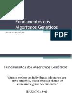 Genetic Algoritm