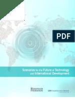 Scenarios for the Future of Technology and International Development - Peter Schwartz